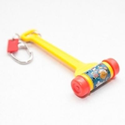 Click to get Fisher Price Melody Push Chime Keychain