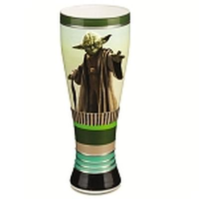Click to get Star Wars 20oz Hand Painted Glass Yoda