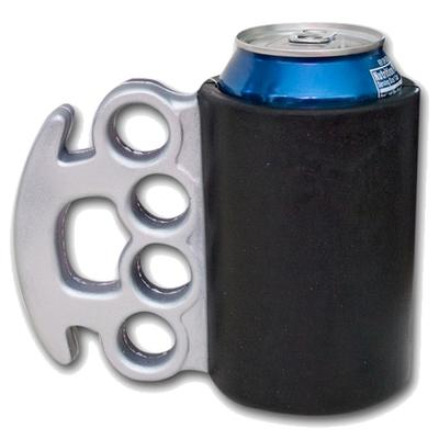 Click to get Brass Knuckles Koozie