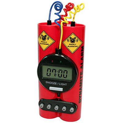 Click to get Exploding Dynamite Alarm Clock