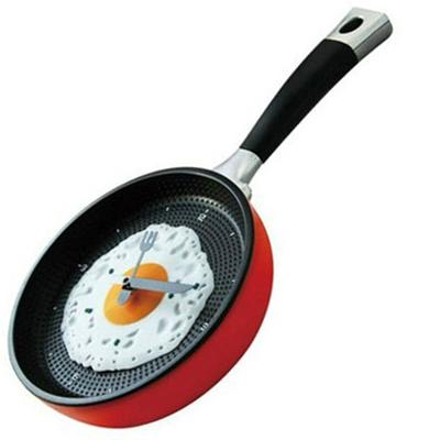 Click to get Frying Pan Clock