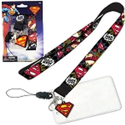 Click to get Superman Lanyard Necklace