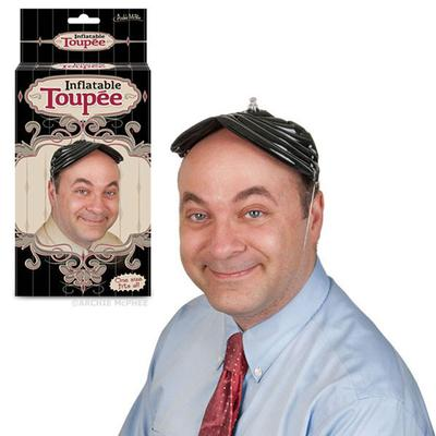 Click to get Inflatable Toupee