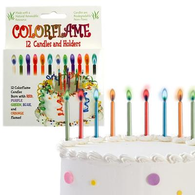 Click to get Colorflame Candles