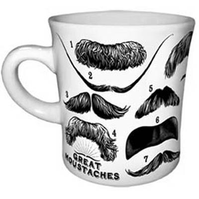 Click to get Great Mustaches Mug