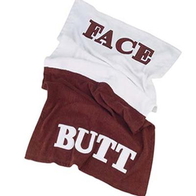 Click to get ButtFace Towel