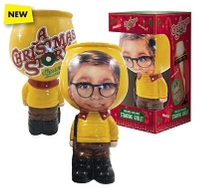 Click to get A Christmas Story Ralphie Molded Goblet