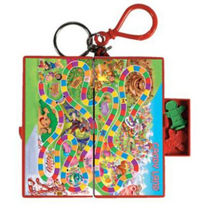 Click to get Candyland Game Keychain