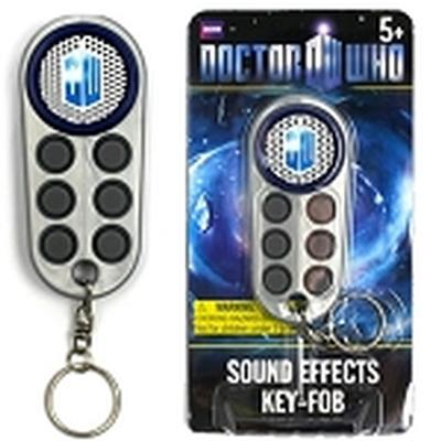 Click to get Doctor Who Talking Keychain