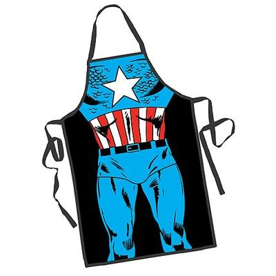 Click to get Captain America Character Apron
