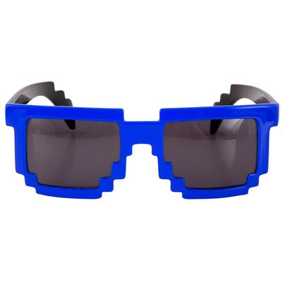 Click to get 8Bit Pixel Glasses Blue