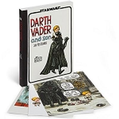 Click to get Darth Vader and Son Postcards