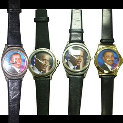 Click to get Barack Obama Wrist Watch