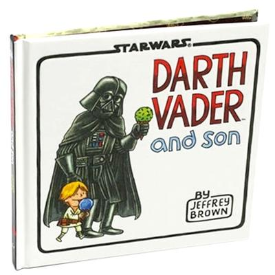Click to get Darth Vader and Son Book