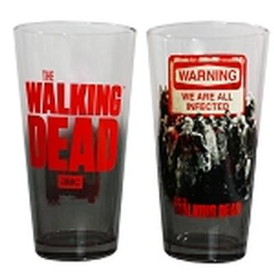 Click to get Walking Dead Pint Set Set of 2