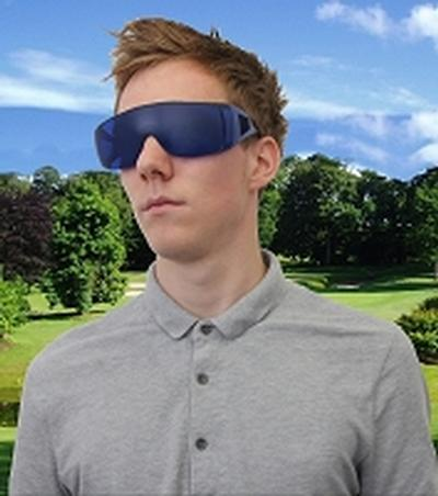 Click to get Golf Ball Detecting Glasses