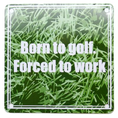 Click to get Born to Golf Magnet