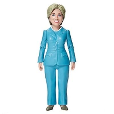 Click to get Hillary Clinton Action Figure