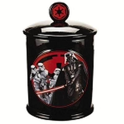Click to get Star Wars Dark Side Ceramic Cookie Jar