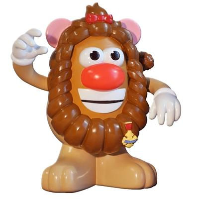 Click to get Wizard of Oz Cowardly Lion Mr Potato Head