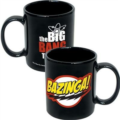 Click to get Big Bang Theory Bazinga Mug