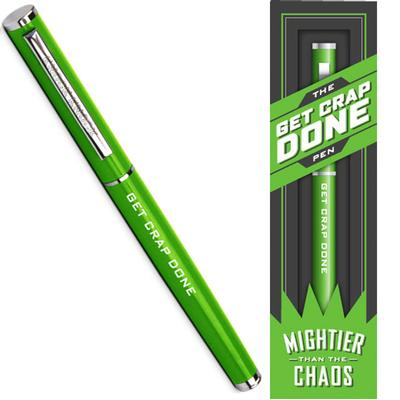Click to get Get Crap Done Pen
