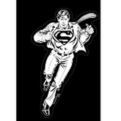Click to get Clark Kent Vinyl Car Decal