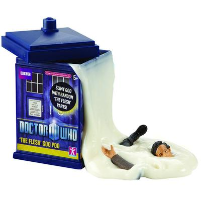 Click to get Doctor Who The Flesh Goo Pod