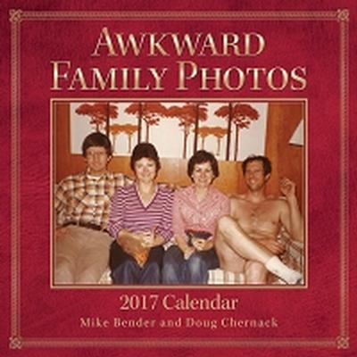 Click to get Awkward Family Photos Wall Calendar 2017