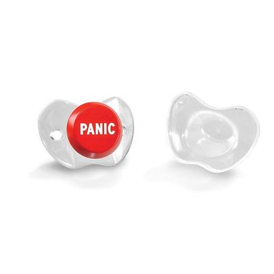 Click to get Chill Baby Panic Pacifier