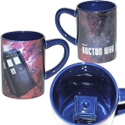 Click to get Doctor Who Hidden Tardis Mug