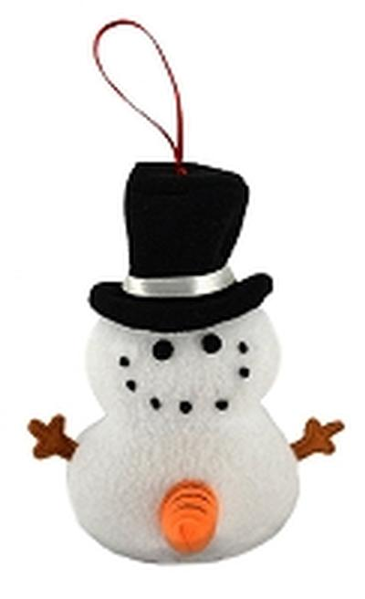 Click to get Naughty Snowman Ornaments