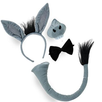 Click to get Donkey Costume Set with Sound
