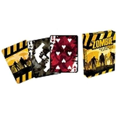 Click to get Zombie  Post Apocalypse Playing Cards