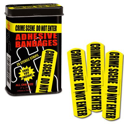 Click to get Crime Scene Bandages