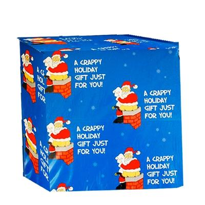 Click to get Crappy Holiday Gift Wrapping Paper
