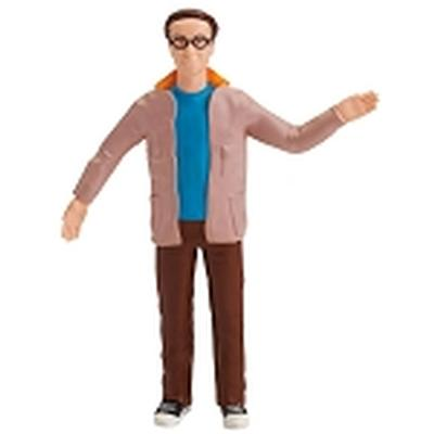 Click to get Big Bang Theory Leonard Bendable Figure