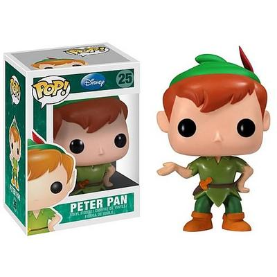 Click to get Peter Pan POP Vinyl Figure