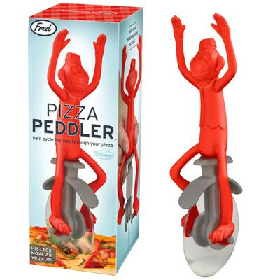Click to get Pizza Peddler Monkey Pizza Cutter