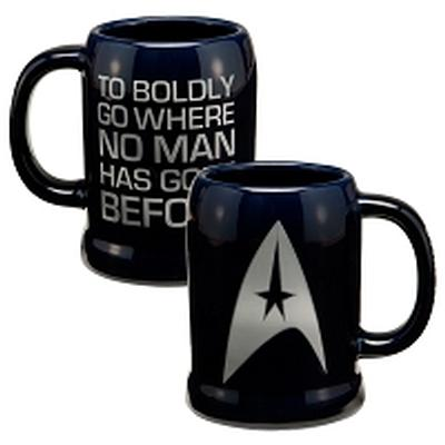 Click to get Star Trek Ceramic Stein