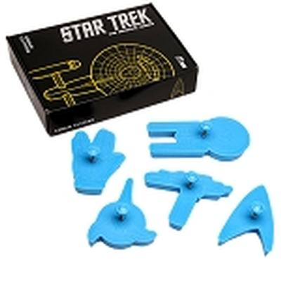 Click to get Star Trek Cookie Cutters