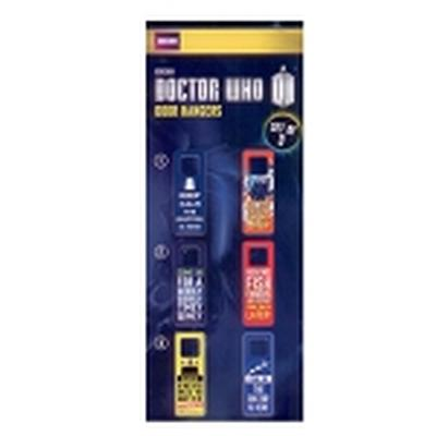 Click to get Doctor Who Door Hanger 3 Pack
