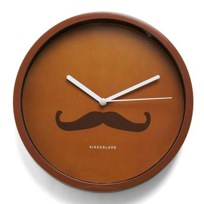 Click to get Mustache Clock