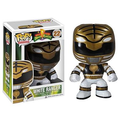 Click to get White Ranger POP Vinyl Figure