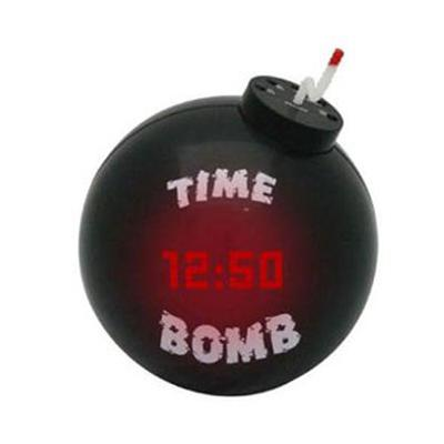 Click to get Exploding Time Bomb Clock