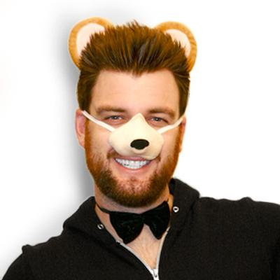Click to get Monkey Costume Kit with Sound