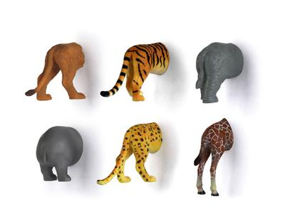 Click to get Animal Butt Magnets