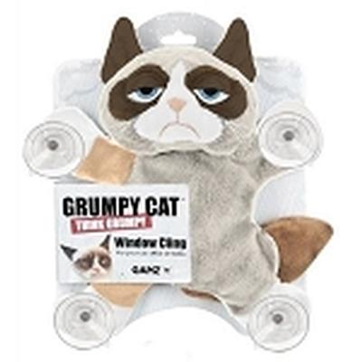 Click to get 10 Grumpy Cat Window Cling