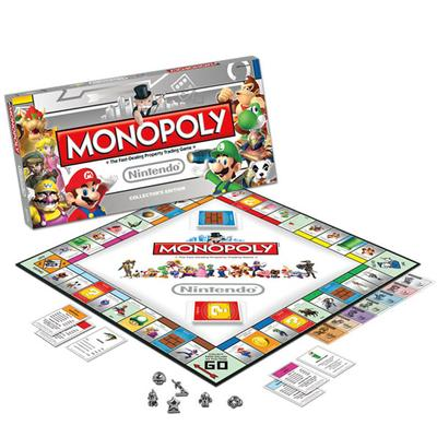 Click to get Nintendo Monopoly Game