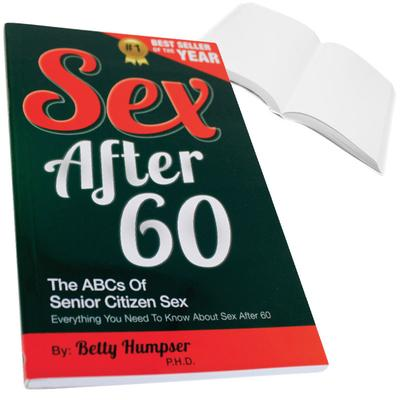 Click to get Sex After 60 Prank Book